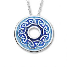 Celtic Blue Pendant